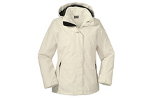 Jack Wolfskin Majestic Bay Jacket Women white sand